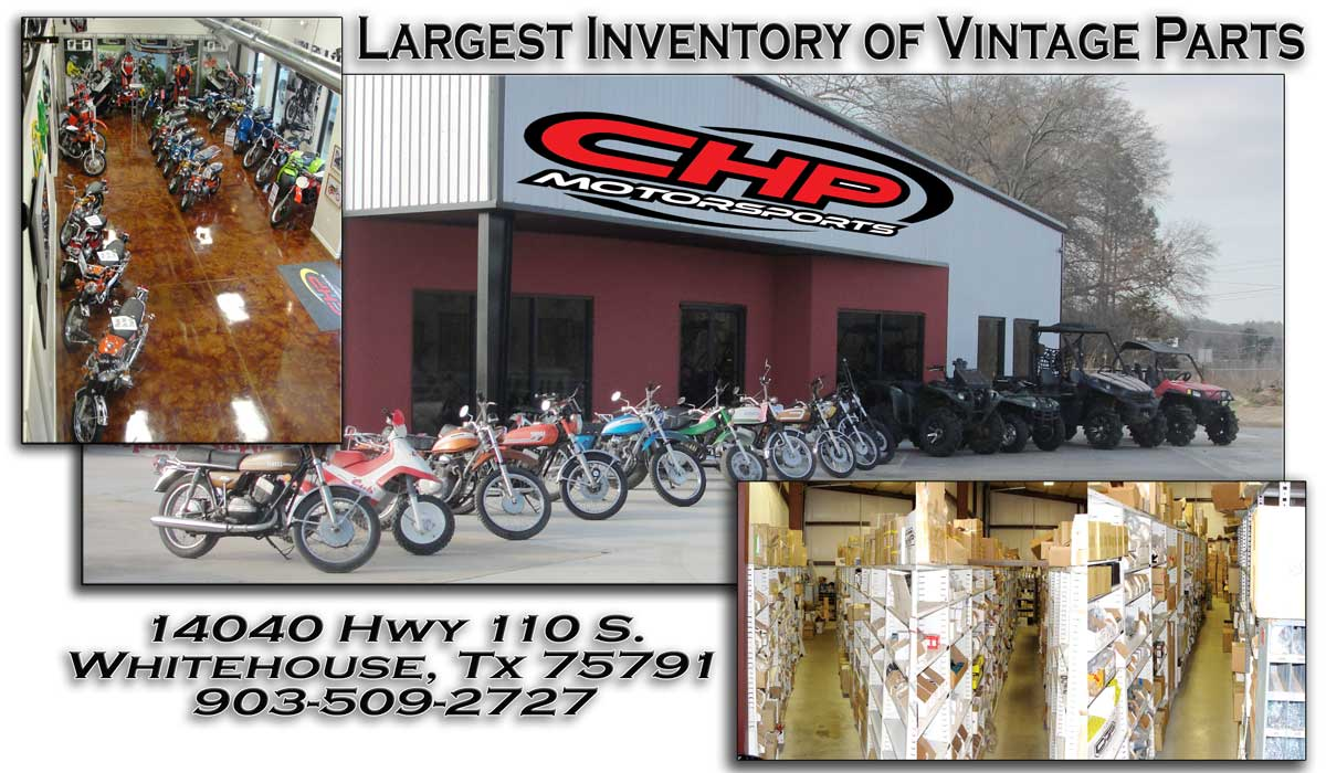 Chp Motorsports Specializing In Mini Bike Parts And Takegawa 1970 Honda Trail 70 Vintage Ct70 Z50 As Well Many Other Small Bikes Inc Is Now The Largest Producer Of High Quality