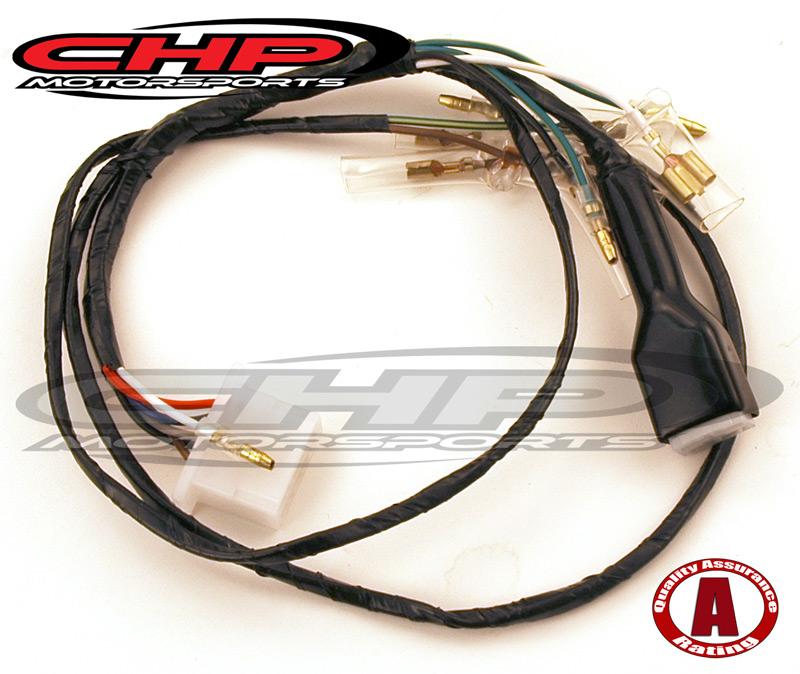 wiring harness z50 k2 chp motorsports. Black Bedroom Furniture Sets. Home Design Ideas