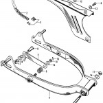 Swing Arm and Chain Guard