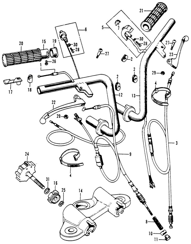 Steering Handle Bars