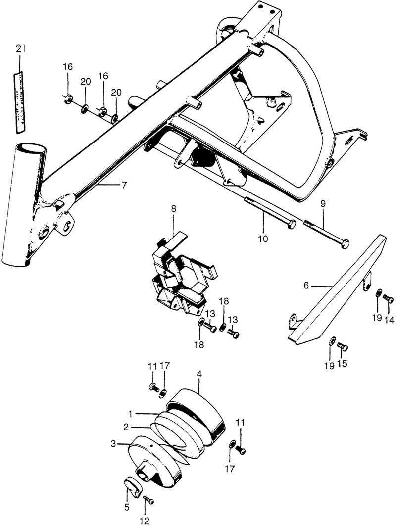 honda ez5022k1 chp motorsports. Black Bedroom Furniture Sets. Home Design Ideas
