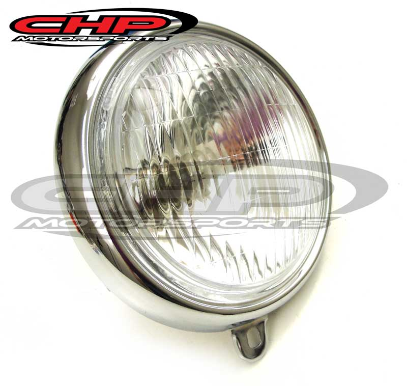 Headlight Assy, NON-OE Replacement