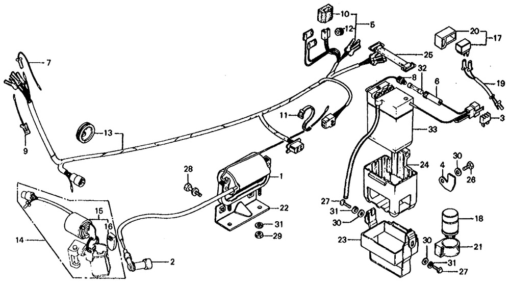 01 Zx3 Ignition Coil Wire Diagram
