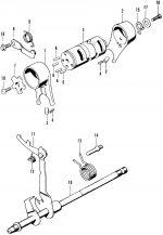 honda ct90 k1 ep chp motorsports Honda Wiring Harness Conversion gear shift mech