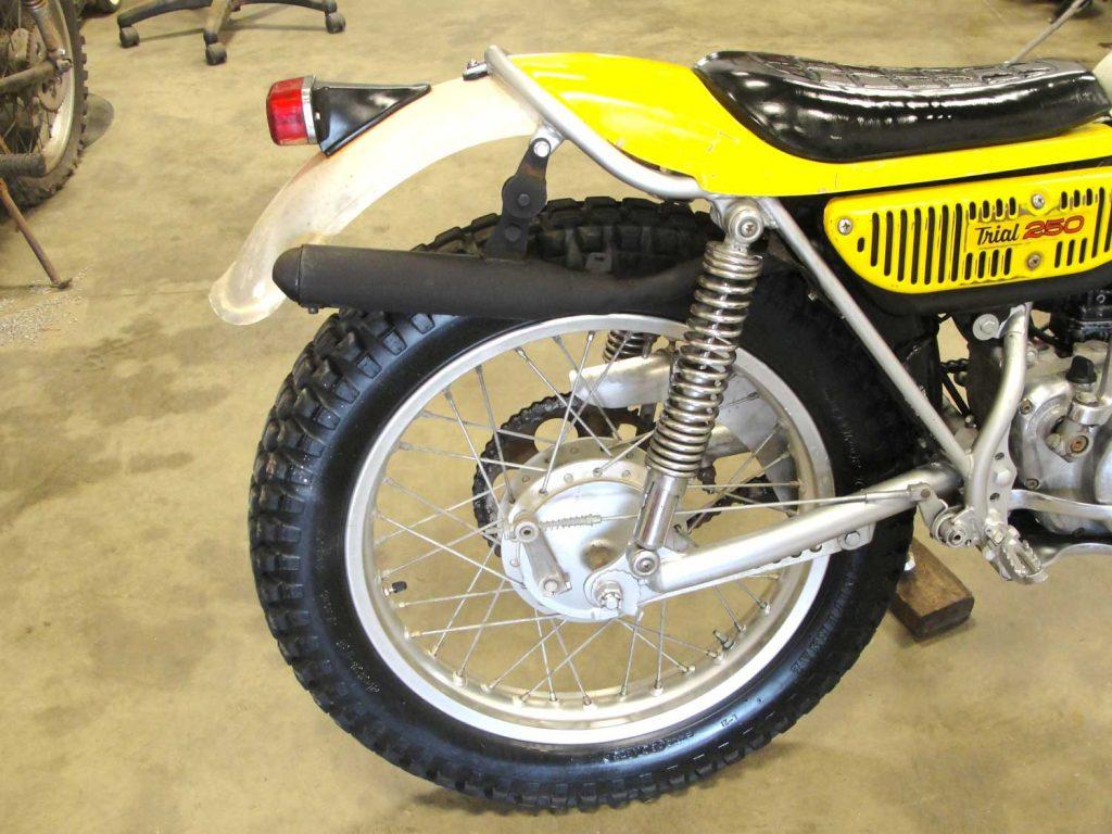 Yamaha Ty  Restoration